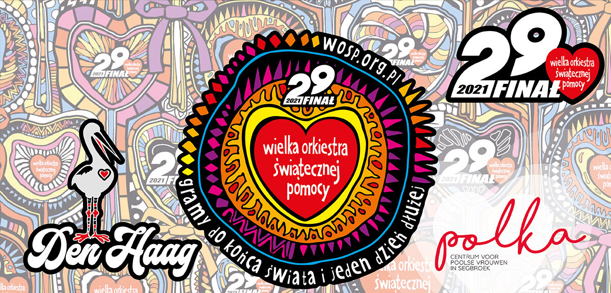 WOŚP Den Haag – Poolse Great Orchestra of Christmas Charity 2021
