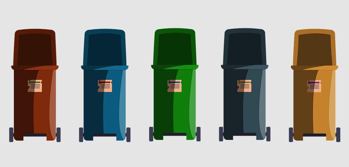 Afval scheiden in Den Haag