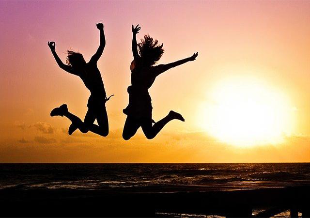 Vrouwenkring: Over geluk